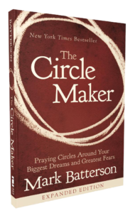 The Circle Maker by Mark Batterson - 3D Book Cover