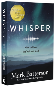 Whisper - How to Hear the Voice of God - Book by Mark Batterson