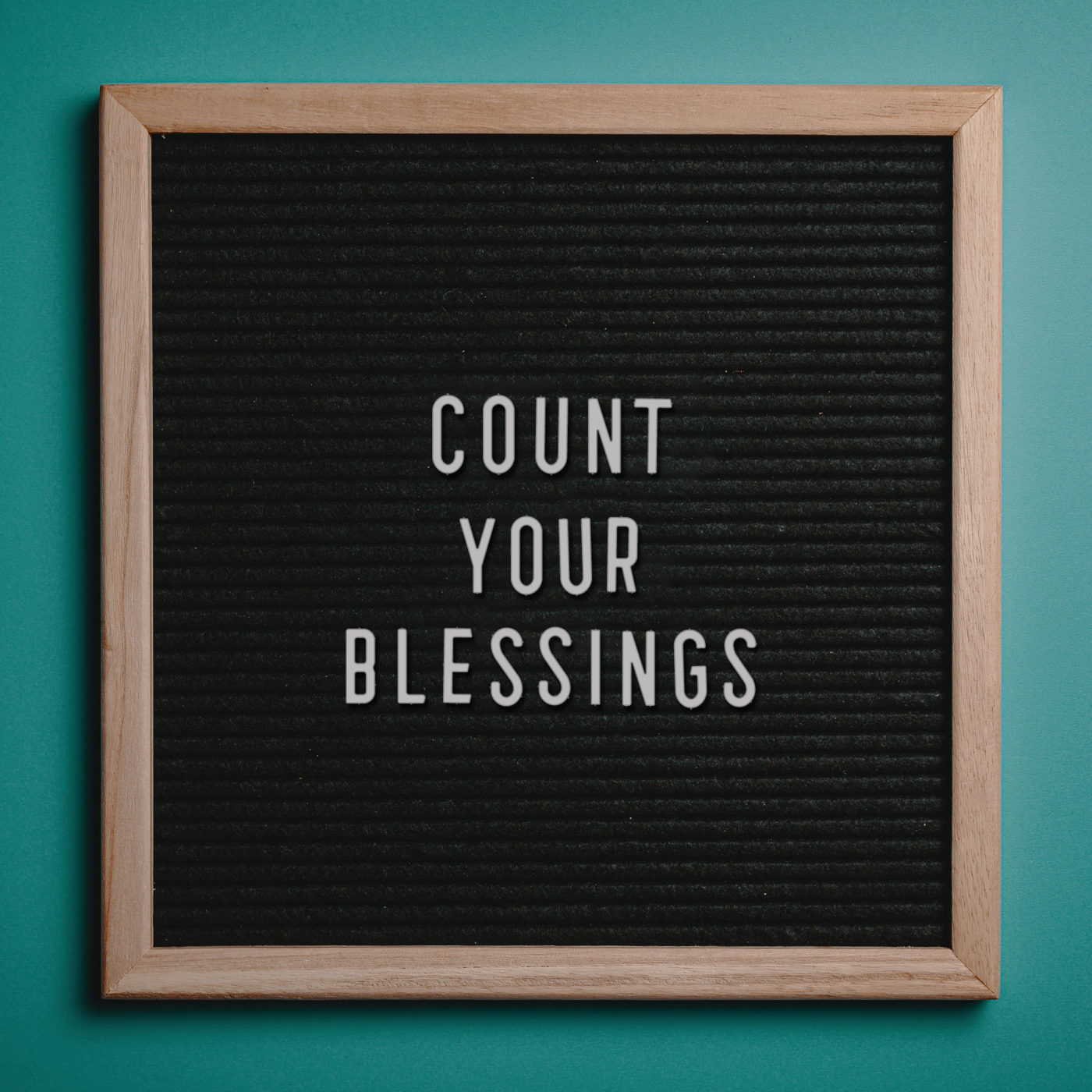 Count Your Blessings - Mark Batterson - Devotional - Thanksgiving